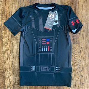 Under Armour Darth Vader Compression Shirt
